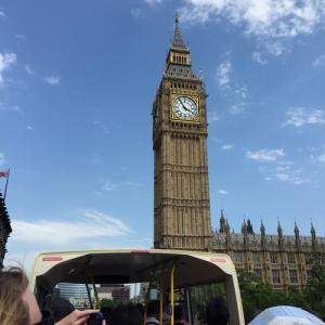 【2015 イタリア&ロンドン 旅行記】開発目まぐるしい、10年ぶりのロンドンを堪能しました
