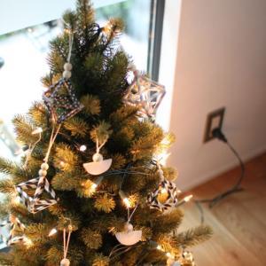 2019年のクリスマスツリーと変わらないクリスマスインテリア