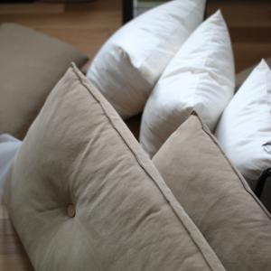 大掃除の記録ーリビングのソファ