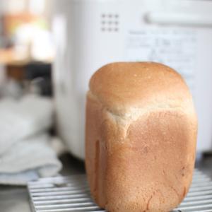 楽天で買ったパンミックス。眠ってたホームベーカリーが8年ぶりに復活。