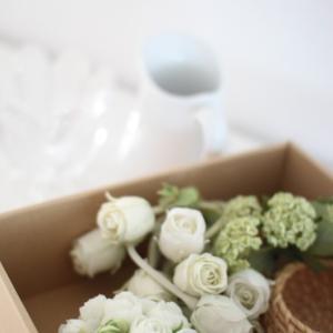わが家の造花たち