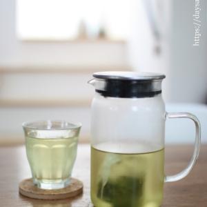 水出し緑茶が美味しい季節