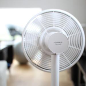 冬家電の片付けとBALMUDAの扇風機