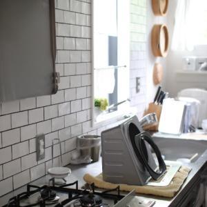 キッチンの換気扇掃除。可能な限り分解して丸洗い。