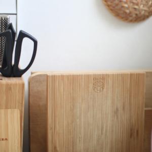 今年使い始めた台所道具3つ。