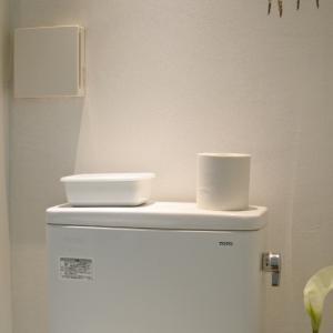 トイレクリーナー、トイレ掃除シートは乾燥させない
