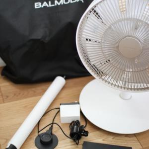 BALMUDAの扇風機、3年目