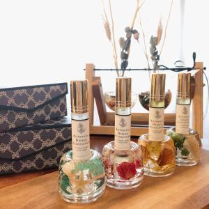 アロマ香水ワークショップ、開催しました♪