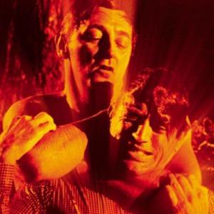 """「恐怖の岬」""""Cape Fear""""(1962)"""