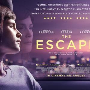 """「シークレット・エスケープ パリへの逃避行」""""The Escape""""(2017)"""
