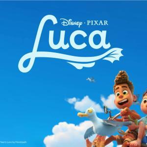 """「あの夏のルカ」""""Luca""""(2021)"""