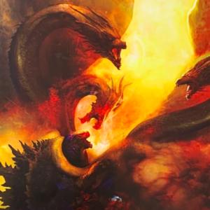 """「ゴジラ キング・オブ・モンスターズ」""""Godzilla: King of the Monsters""""(2019)"""