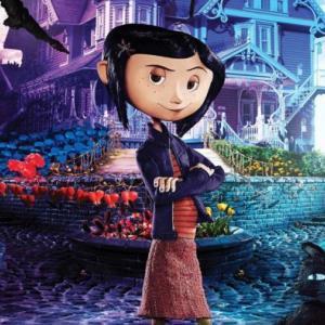 """「コララインとボタンの魔女」""""Coraline""""(2009)"""