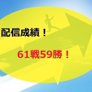 【2020.5/4~】FX無料配信サービス配信結果【61戦59勝】