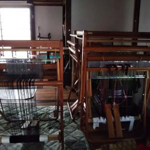 7月7日から織り体験を再開