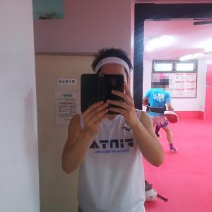 【キックボクシングダイエット】30代のおっさんが3時間練習すると、どのくらい体重が減るか効果を記録してみました!