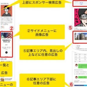 WordPressの無料テーマ【LION MEDIA】で作ったサイトにGoogle AdSenseの広告をいい感じに貼り付ける方法