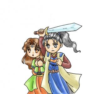 【ロマサガ】グレイの冒険記②
