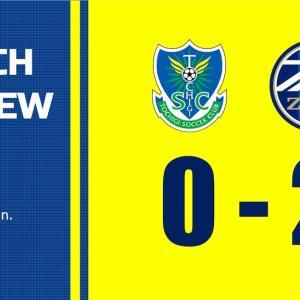 【似たもの同士】J2 第7節 栃木SC vs FC町田ゼルビア(●0-2)