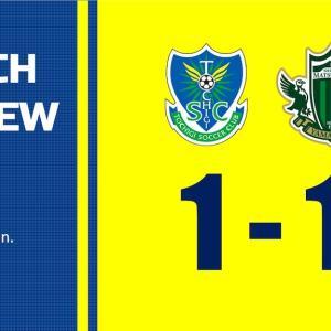 【やり切って見えたもの】J2 第19節 栃木SC vs 松本山雅FC(△1-1)