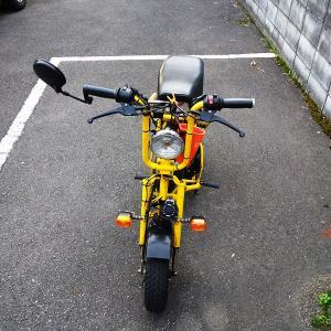 奈良奥山ドライブウェイ・・・砂利道やん
