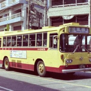20世紀の鉄道写真(16)--1982~1983(昭和57~58)年のバスなど