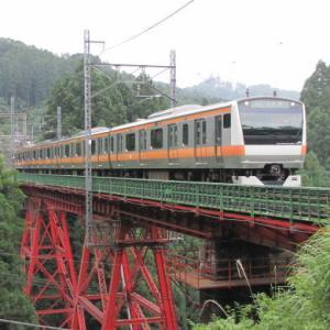 県外への外出解禁の6月,東京アドベンチャーライン(青梅線・五日市線)に行ってきました
