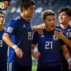 【AFC アジアカップ 2019】1/28(Mon) 23:00〜Kick Off《日本代表vsイラン代表》!!