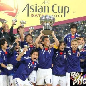 【サッカー アジアの祭典】明日2/1(金) 23:00~日本vsカタール決勝戦!!100インチ大画面でパブリックビューイング!