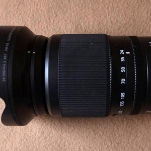 Z 24-200mm F4-6.3 VRを入手