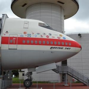 成田空港行くなら航空科学博物館にも寄り道しよう!