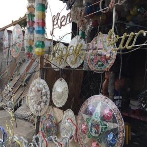 フィリピンの伝統装飾品パロル