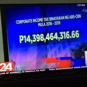 フィリピンのテレビ事情