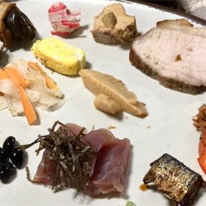 フィリピンで食べる日本風のおせち料理