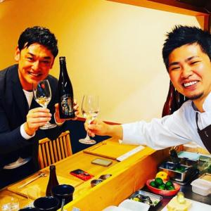 京都にある弟のお店がシャンプーハットのてつじさんと雑誌LEAFに紹介されました!