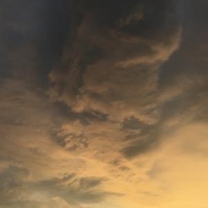 【衝撃!】神さま雲が出現!?権現(ごんげん)様からのメッセージ