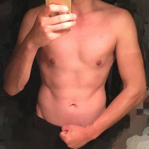 【筋トレ日記】身体の変化・135日目 筋肉質になったので徐脂肪開始