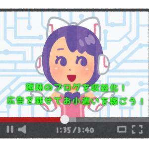 趣味のブログを1年続けた結果!月間1万円以上収益化出来たので紹介!