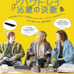 【人生の途中の家族の物語】アバウト・レイ 16歳の決断【映画】