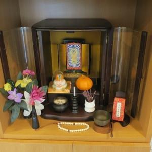 我が家のお仏壇