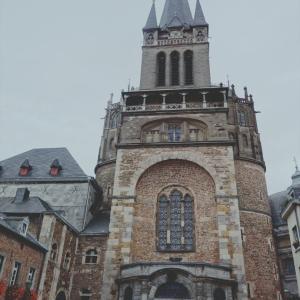 世界遺産・アーヘン大聖堂