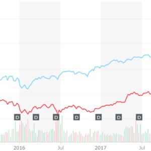 VGK(ヨーロッパETF)の利回りは魅力だが投資判断にすごく悩む