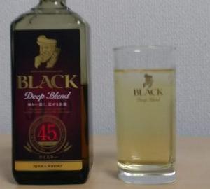ブラックニッカ ディープブレンドがこの価格帯のブラックニッカで一番おすすめかな【レビュー】