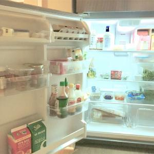 冷蔵庫の片づけ (その1)