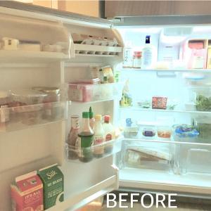 冷蔵庫の片づけ (その3)