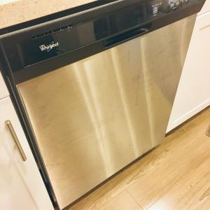 アメリカの食器洗い機のそうじ法