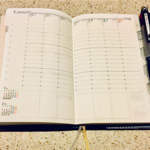 来年の手帳は文庫本サイズ(A6サイズ)に決定!