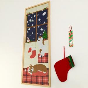 ツリーの無い我が家のクリスマスデコレーション
