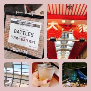 【平沢進】戦法STS名古屋に参戦しました!大須商店街を独りでブラブラ【BATTLES】