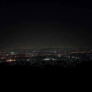 油山片江展望台(油山展望台)の夜景を鑑賞♪イノシシなどアクセスの注意点や、ホットドッグも!?